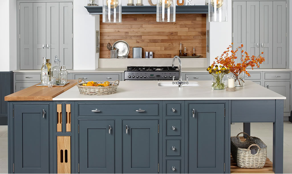 Hand Painted Kitchens – The MEESON Kitchen Co