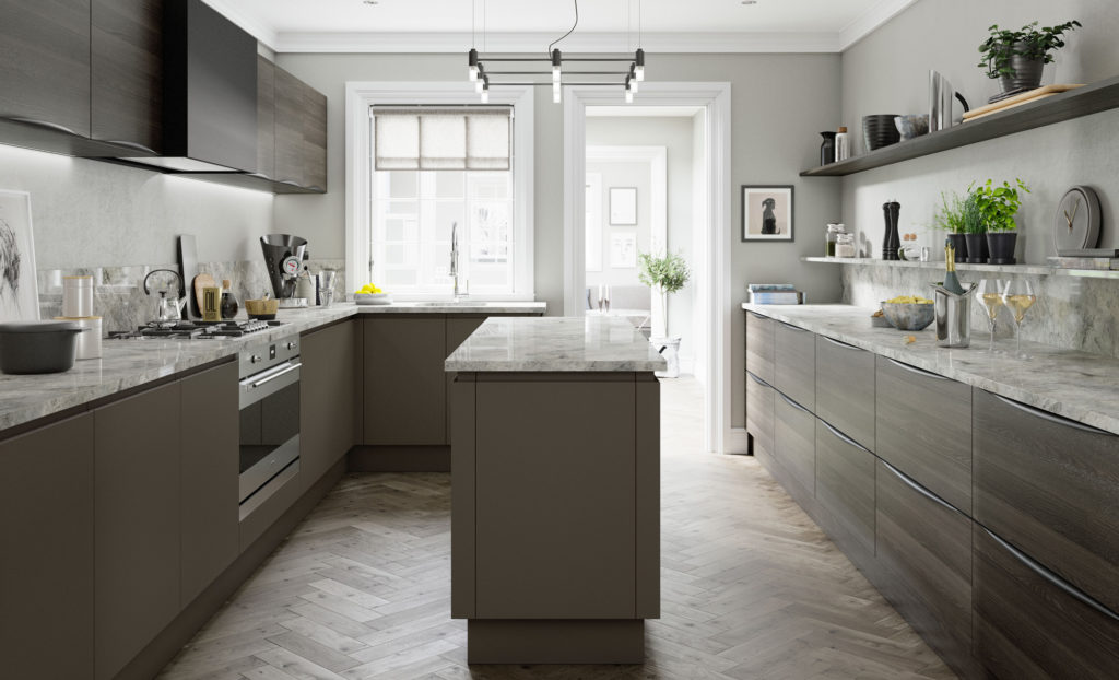 Modern Contemporary Kitchens The Meeson Kitchen Co